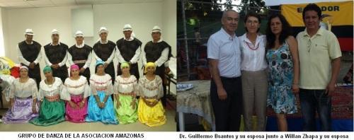 Asociacion de Ecuatorianos en Israel Amazonas