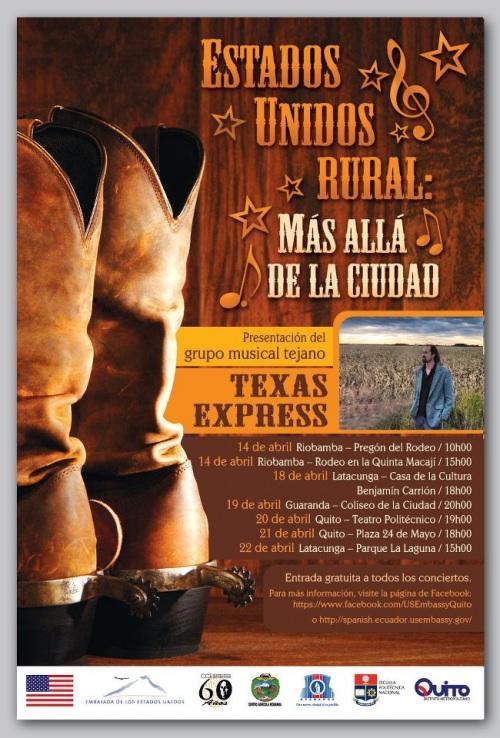Texas Express - Ecuador 2012